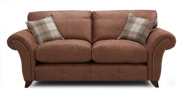 Fallon 2 Seater Formal Back Sofa
