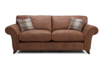 3 Seater Formal Back Sofa Oakland