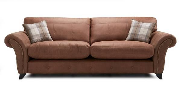 Fallon 4 Seater Formal Back Sofa