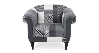 Fame Patch Armchair