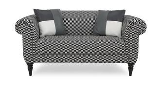 Fame Pattern Midi Sofa