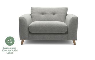 Weave Cuddler Sofa