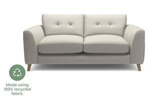 Chenille 3 Seater Sofa