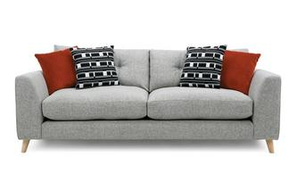 Weave 4 Seater Sofa