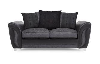 2 Seater Pillow Back Sofa Talia