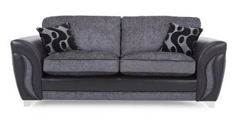 Farrow 3 Seater Formal Back Sofa