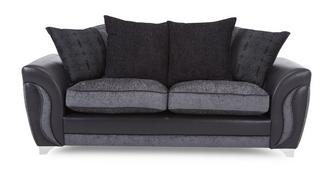Farrow 3 Seater Pillow Back Sofa