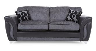 Farrow 3 Seater Formal Back Deluxe Sofa Bed