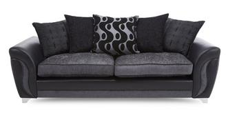 Farrow 4 Seater Pillow Back Sofa