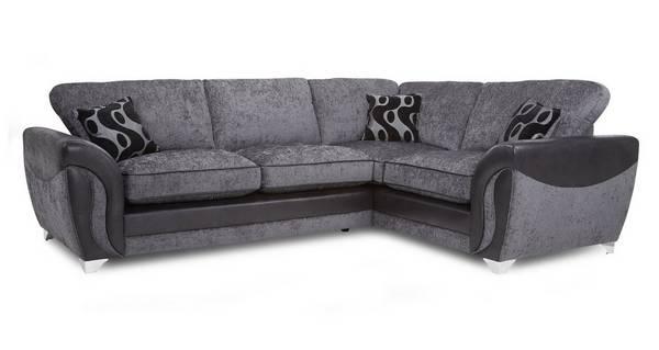 Farrow Left Hand Facing 3 Seater Formal Back Corner Sofa