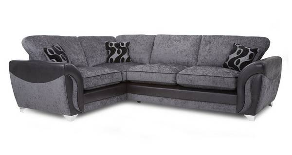 Farrow Right Hand Facing 3 Seater Formal Back Corner Sofa