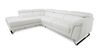 Fellini Right Hand Facing 2 Piece Corner Sofa