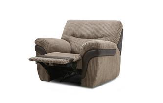 Manual Recliner Chair Eternal