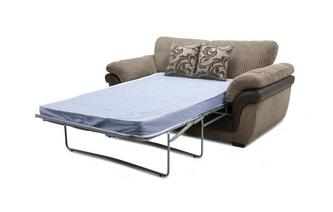 Large 2 Seater Formal Back Deluxe Sofa Bed Eternal