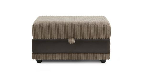 Finchley Storage Footstool