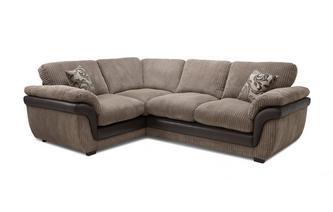 Right Hand Facing 2 Seater Formal Back Corner Sofa Eternal