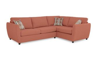Finlay Left Arm Facing Corner Sofa Bed Finlay