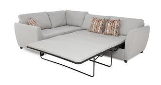 Finlay Right Arm Facing Corner Sofa Bed