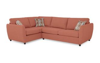 Finlay Right Arm Facing Corner Deluxe Sofa Bed Finlay