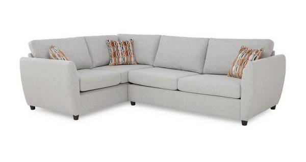 Finlay Right Arm Facing Corner Deluxe Sofa Bed