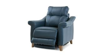 Flair Leather P Power Recliner Chair