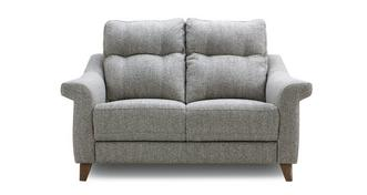 Flair Fabric A 2 Seater Fixed Sofa