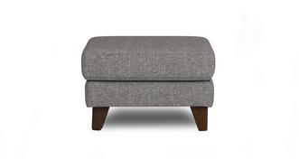 Flair Fabric A Footstool