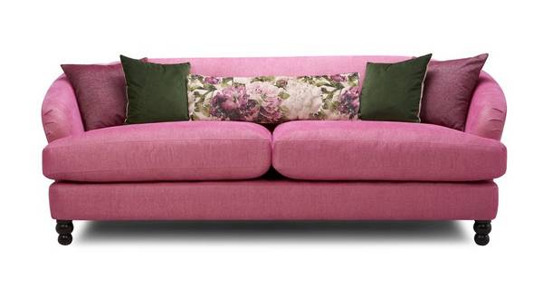 Fliss 4 Seater Sofa