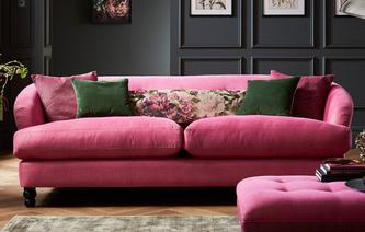Fliss 4 Seater Sofa Fliss