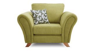Flutter Armchair