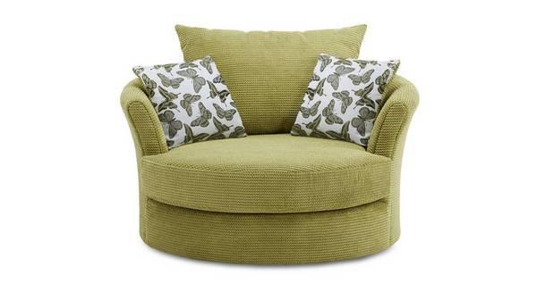 Flutter Swivel Chair