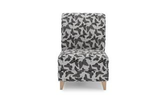 Flutter Small Butterfly Accent Chair Flutter
