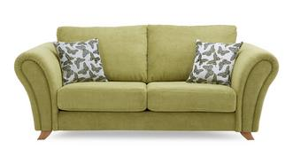Flutter 2 Seater Formal Back Sofa