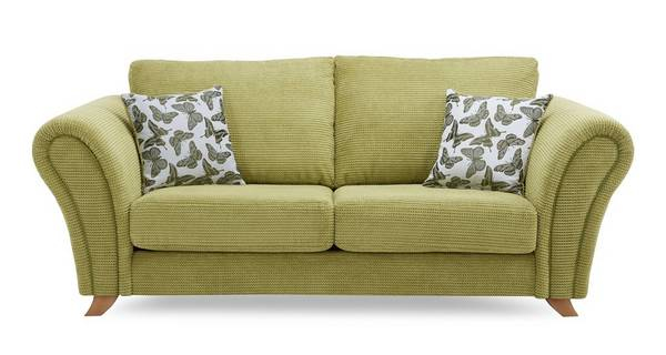 Flutter 2 Seater Formal Back Sofa