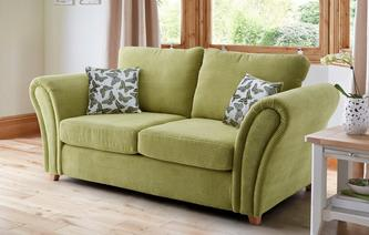 Flutter 2 Seater Formal Back Deluxe Sofa Bed Flutter