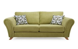 3 Seater Formal Back Sofa Flutter