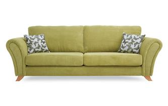 4 Seater Formal Back Sofa Flutter