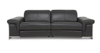 Focal 3-zitter handbediende recliner