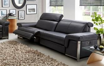 Focal 3 Seater Electric Recliner Commander