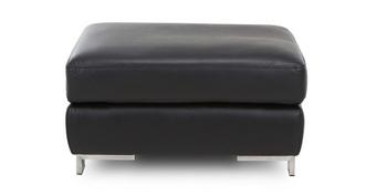 Focal Rectangular Footstool