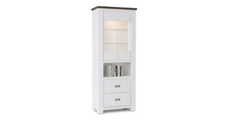 Francine Glass Cabinet