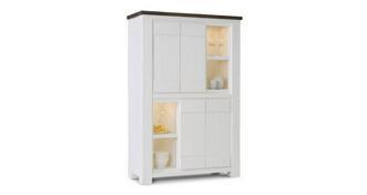 Francine 4 Door Cabinet