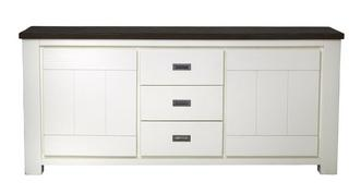 Francine Sideboard with 2 Doors & 3 Drawers