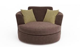 Freya Large Swivel Chair Freya