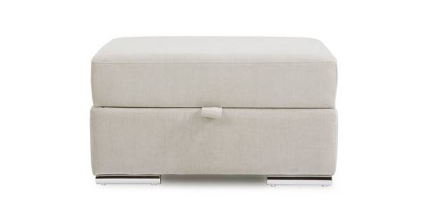Freya Large Storage Footstool
