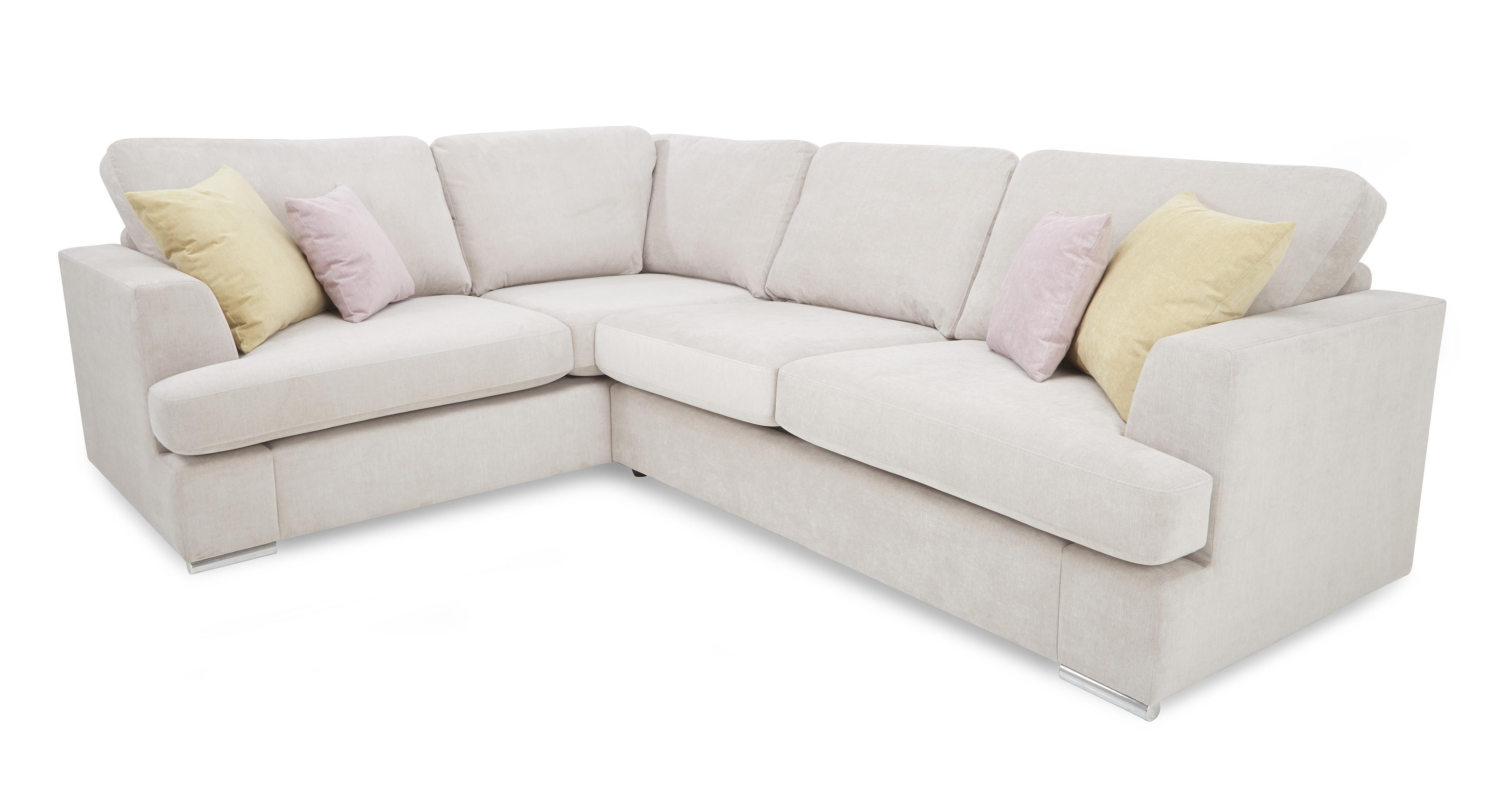 Freya Right Hand Facing 2 Piece Corner Sofa