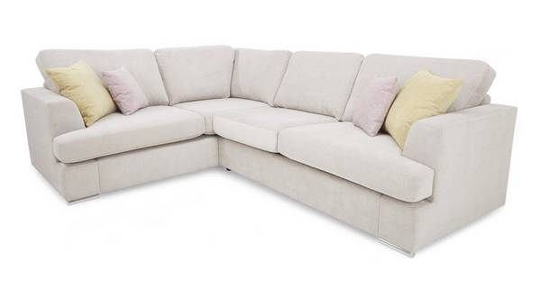 Freya Right Hand Facing 2 Piece Corner Deluxe Sofa Bed