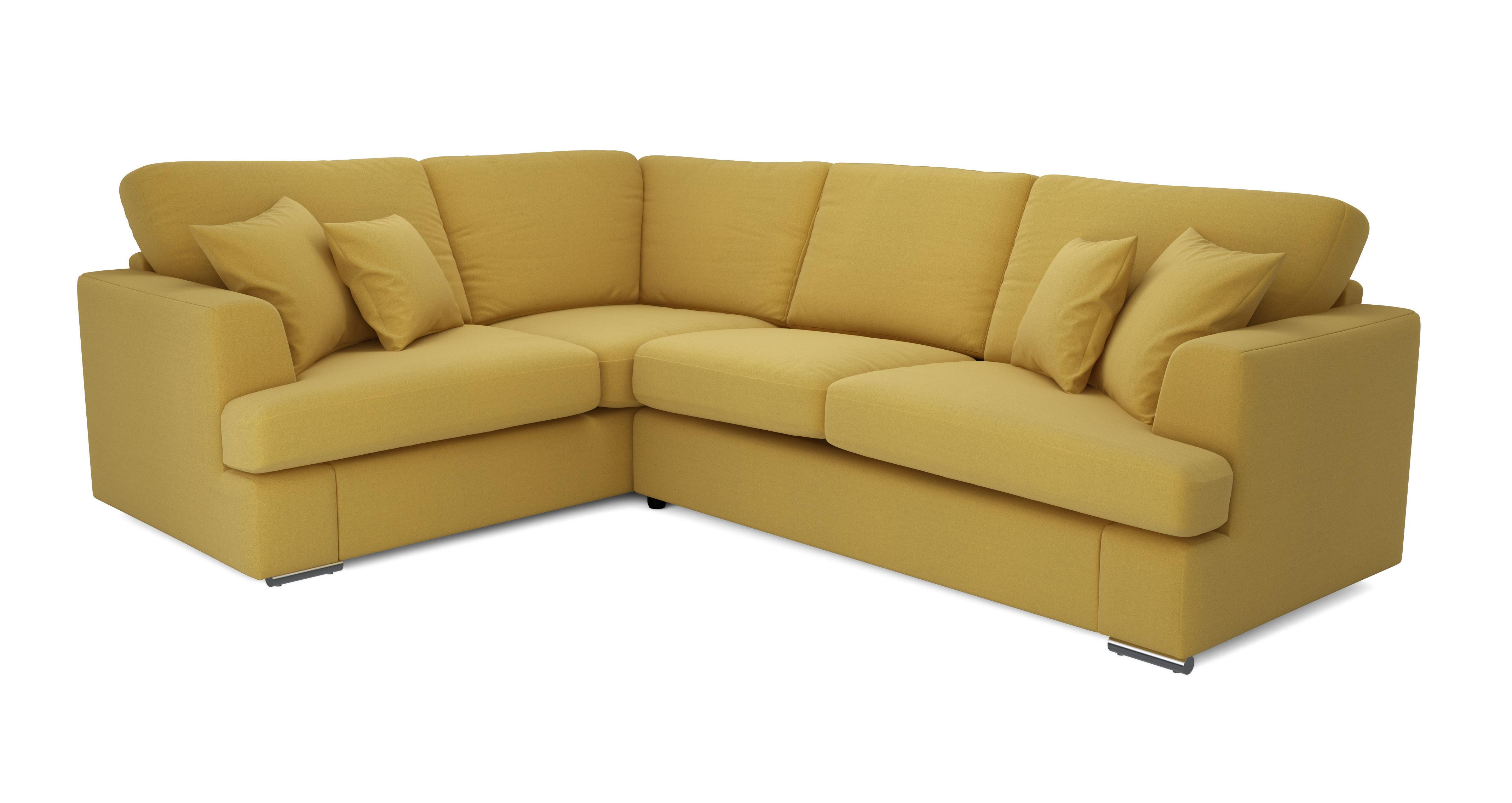 Swell Freya Right Hand Facing 2 Piece Corner Deluxe Sofa Bed Machost Co Dining Chair Design Ideas Machostcouk