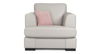 Freya Leather Armchair