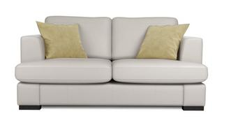 Freya Leather 2 Seater Sofa